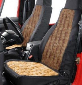 """Like sitting on a cheese grater,"" is how one Jeep owner described the Rubicon's new Triscuit seats"